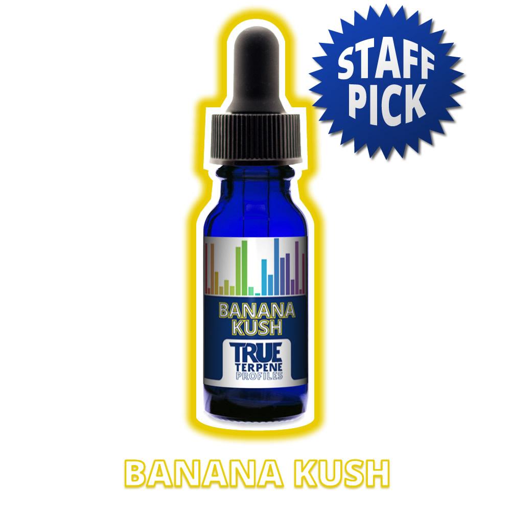 Banana Kush True Terpene Profile (2mL - 300mL)